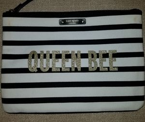 Kate Spade Queen Bee Pouch